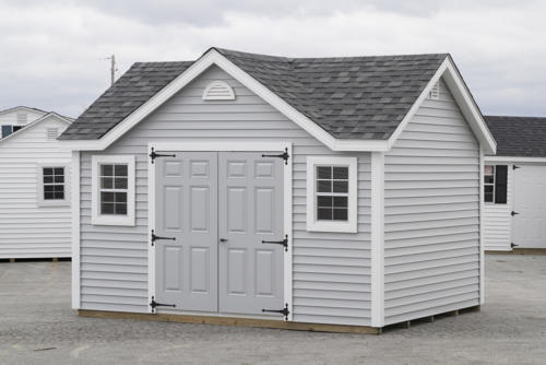 12x12 Signature Series Classic with Reverse Gable