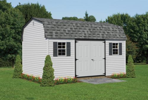 10x16 Signature Series Dutch Barn